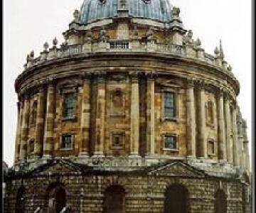 英國牛津大學圖書館