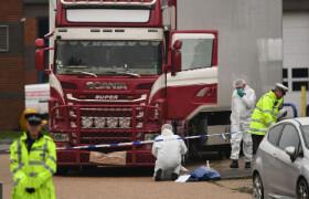 英國集裝箱藏屍案