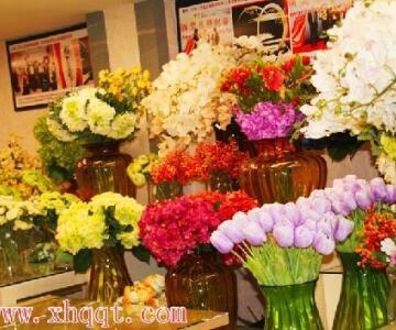 花店[經營買賣花卉店鋪]