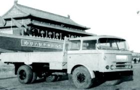 黃河牌汽車