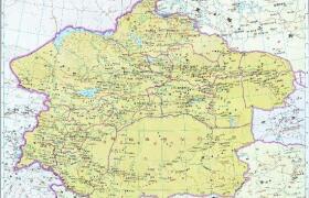 新疆[中國面積最大的省區]